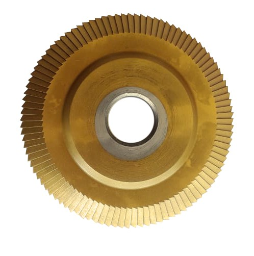 Fresa Dovale P/ Maq.. 79220  Z-100 Aço Carb. Titânio  60 X 7,0 X 12,7 MM - 78483