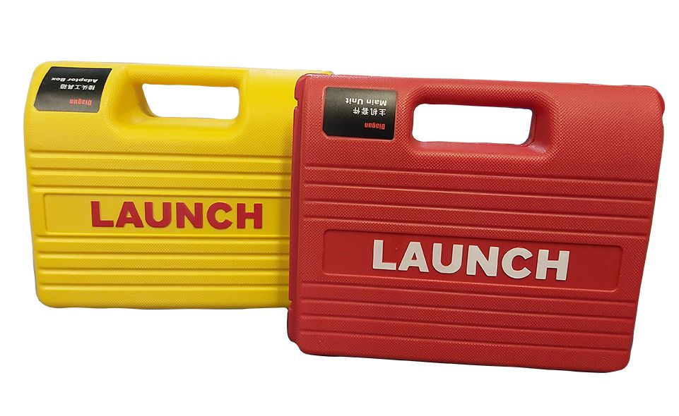 Launch X-431 Diagun III Kit com 2 Maletas - 29209