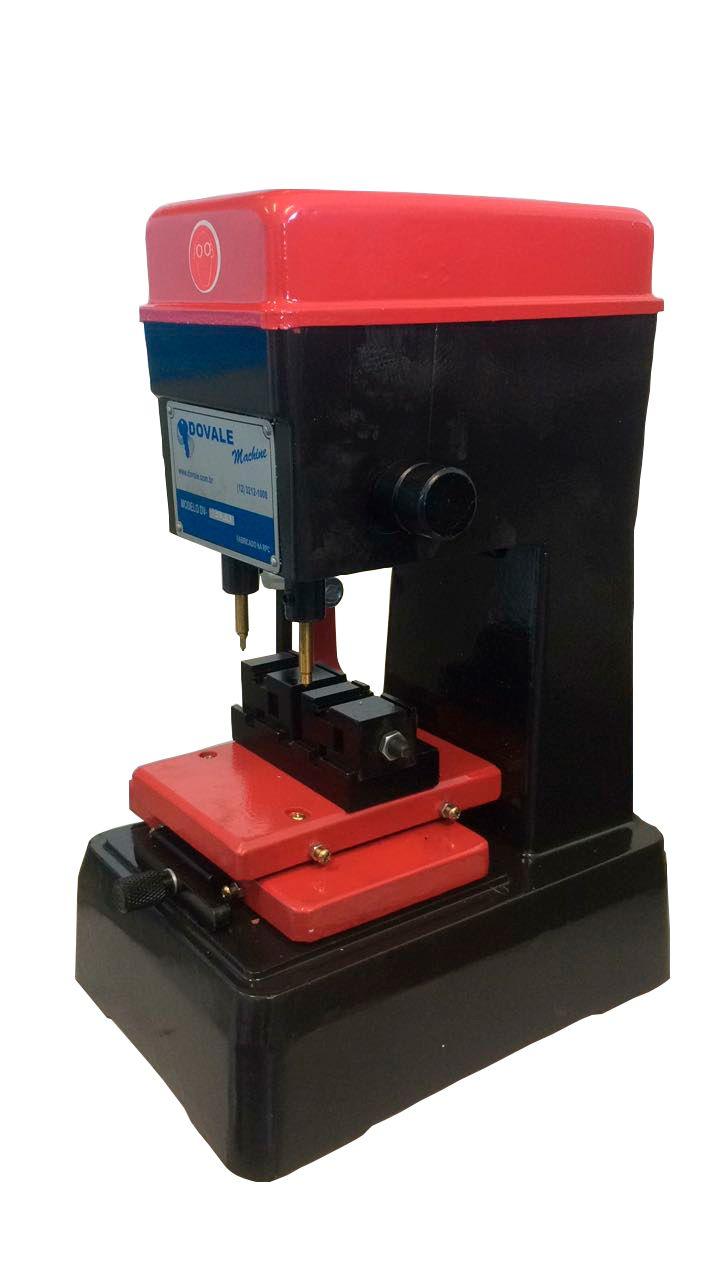 Máquina pantográfica Super Pop Tampa vermelha 110V - 78611
