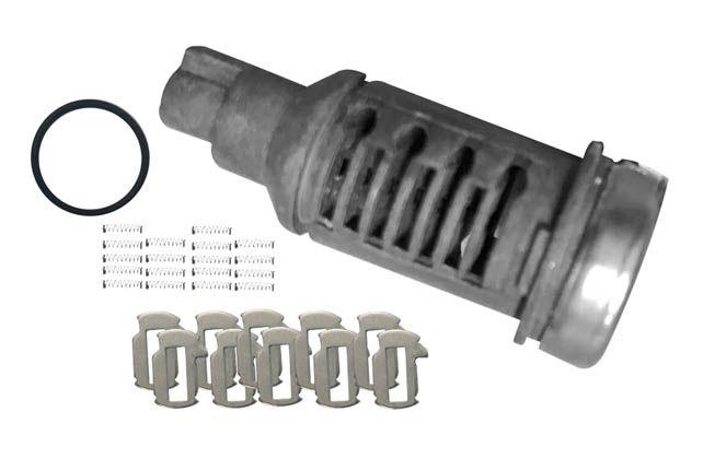 Miolo porta GM Corsa Classic Kit c/ paleta e molinhas s/ chave - 66130