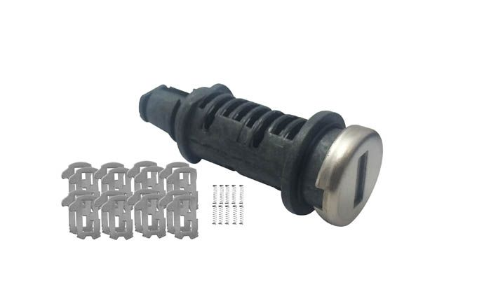 Miolo Porta UP Kit c/ paleta e molinhas s/chave - 66132