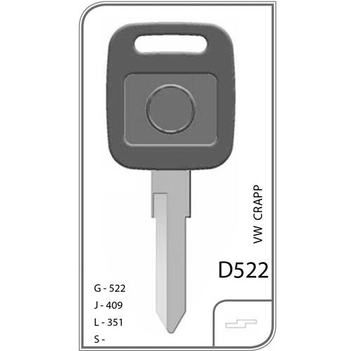 Plástica Crapp - D522