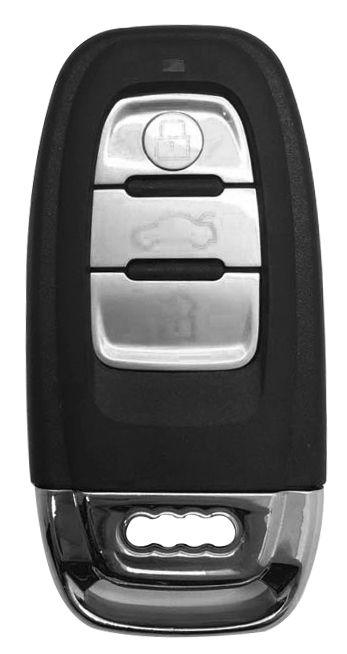 Smart key Audi 3 botões PCF7945 433MHZ -7652
