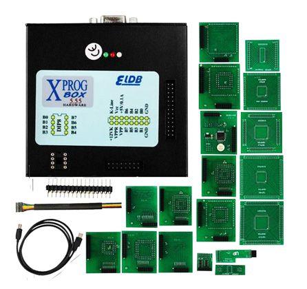 X Prog-M Versão 5.55- Kit Sm11h Completo - 29212