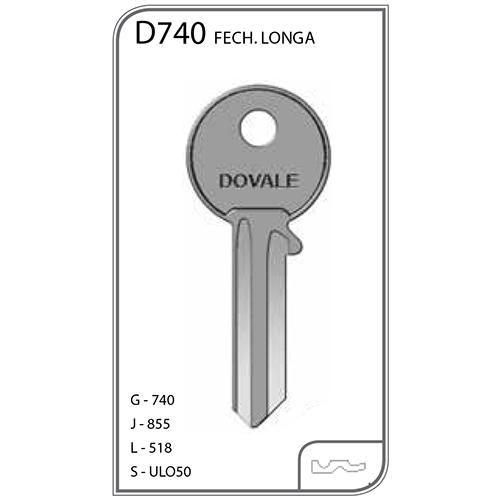 YALE IMAB FECHADURA LONGA - D740