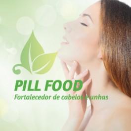 PILL FOOD 90 Capsulas
