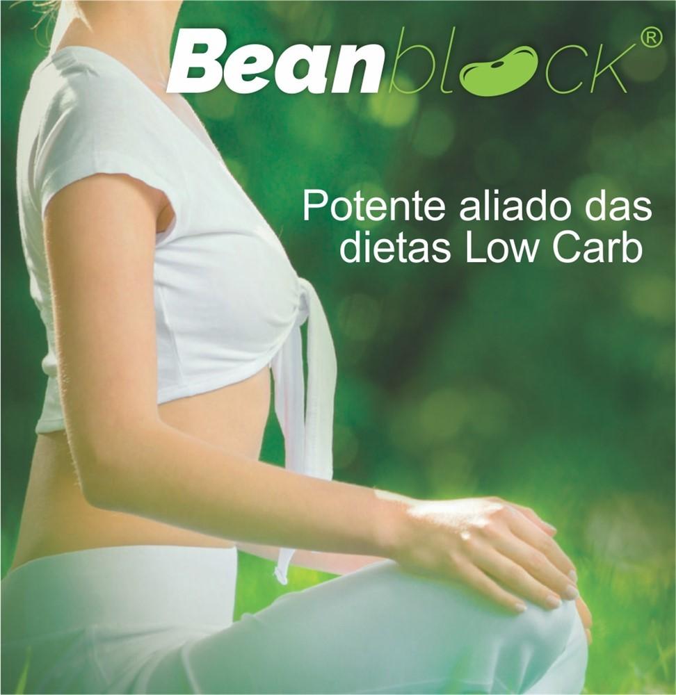 Beanblock 100mg 60 Cápsulas  é um fitoativo patenteado utilizado no tratamento , da obesidade relacionada à compulsão alimentar reduzindo a absorção de carboidratos e aumentando a saciedade