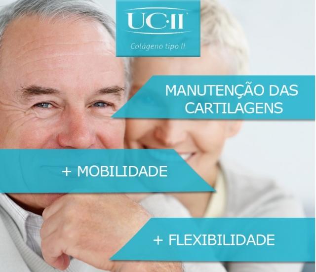 Cápsula Regeneradora da Cartilagem UCII ( Colágeno Tipo II)