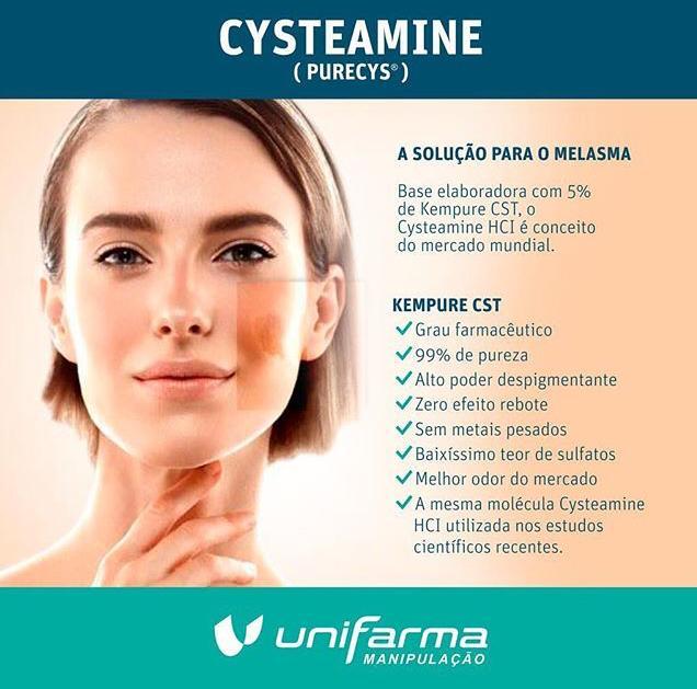 Cysteamine 5% Purecys 30 Gr
