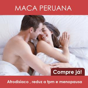 Maca Peruana 500mg Cápsulas para Aumentar a Potência Sexual de Homens e Mulheres 90 Capsulas