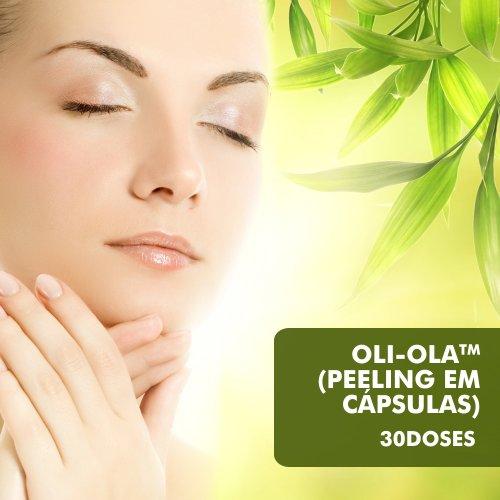 Peeling em Cápsula - Oli Ola 30 Capsulas