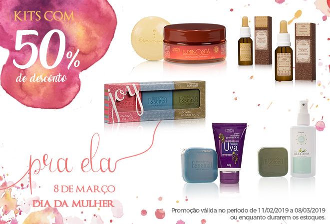 Empório Essenza - Compre online cosméticos bf899fd4e6c87