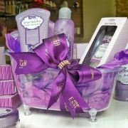 Kit Banheira Grape Seduction