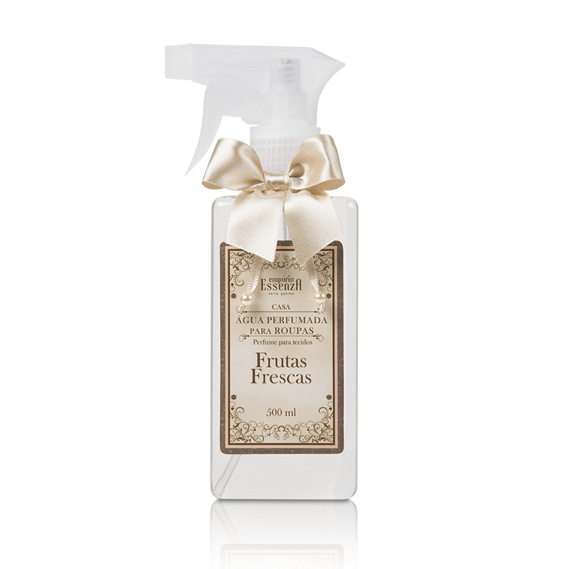 Água Perfumada para Roupas Frutas Frescas 500ml