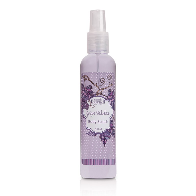 Body Splash Grape Seduction 200ml