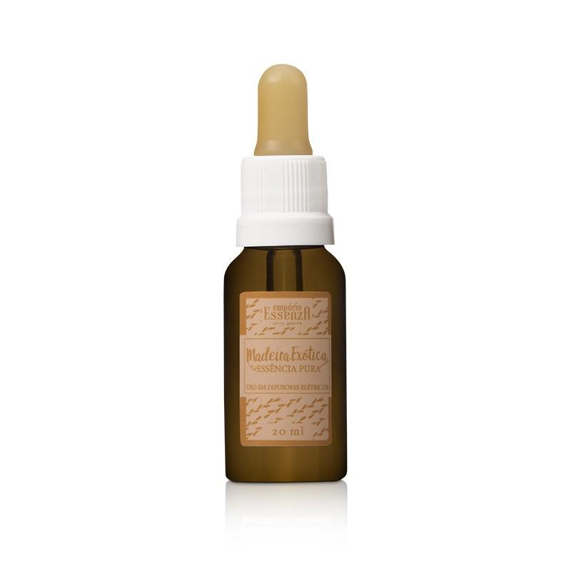 Essência Pura Madeira Exótica 20 ml