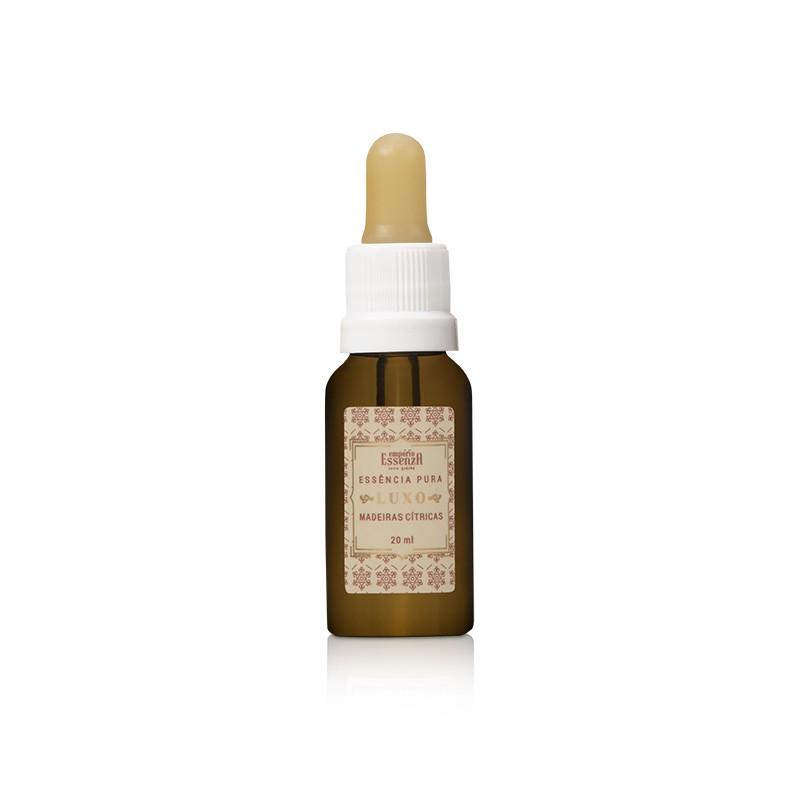 Essência Pura Madeiras Cítricas 20 ml