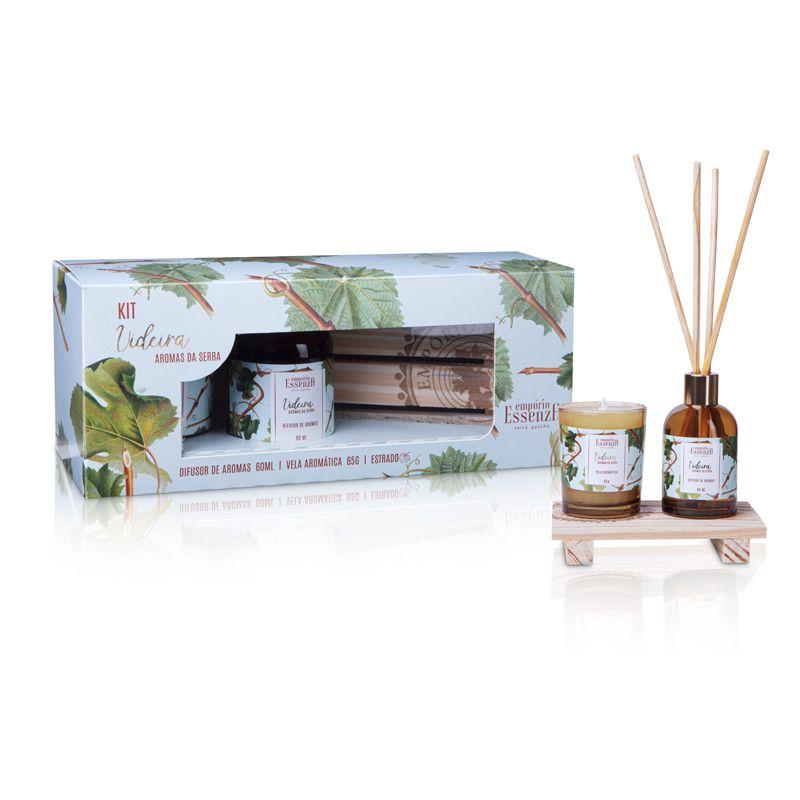 Kit Especial Aromas da Serra - Videira