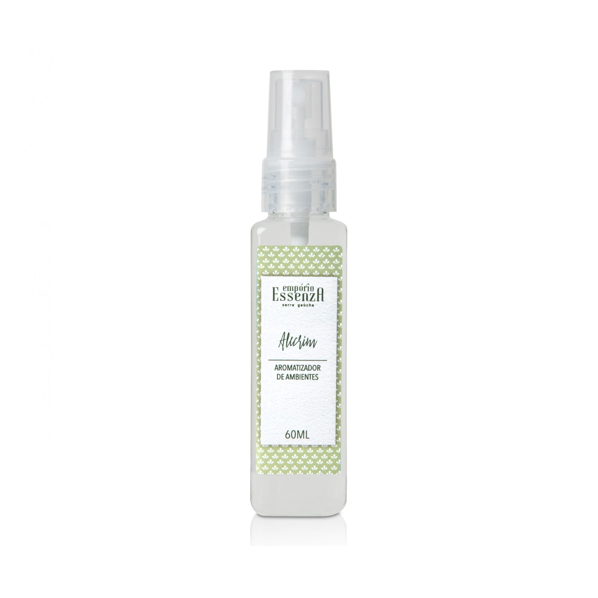 Mini Aromatizador Room Spray Alecrim 60ml