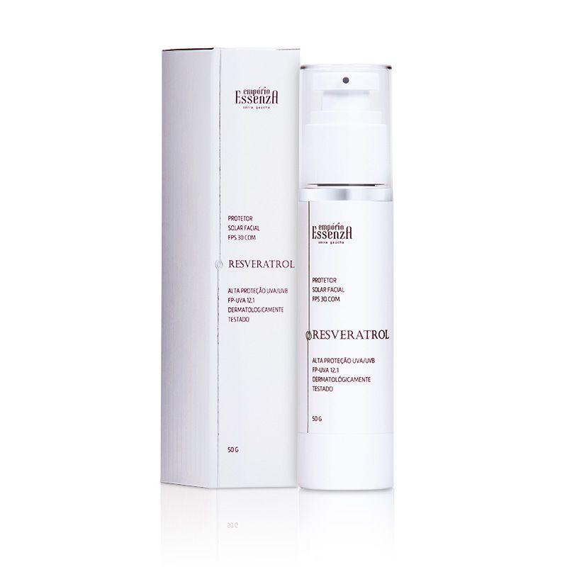 Protetor Solar Facial Fps 30 Com Resveratrol - 50g