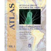 Atlas dos Vetores da Doença de Chagas - Vol. 1