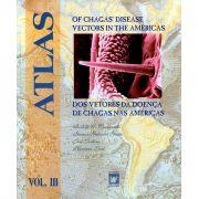 Atlas dos Vetores da Doença de Chagas - Vol. 3