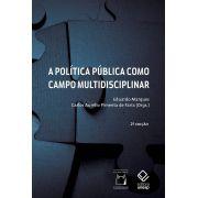 Política Pública como Campo Multidisciplinar, A