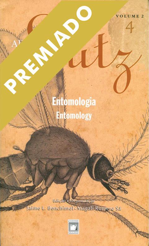 Adolpho Lutz: Entomologia (Volume 2 - Livro 4)  - Livraria Virtual da Editora Fiocruz