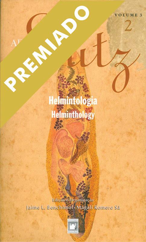 Adolpho Lutz: Helmintologia (Volume 3 - Livro 2)  - Livraria Virtual da Editora Fiocruz