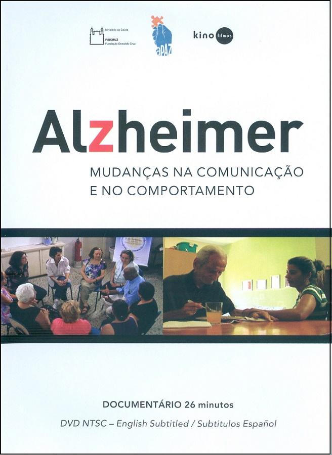 #DVD - Alzheimer: mudanças na comunicação e no comportamento  - Livraria Virtual da Editora Fiocruz