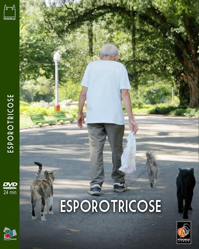 #DVD - Esporotricose  - Livraria Virtual da Editora Fiocruz