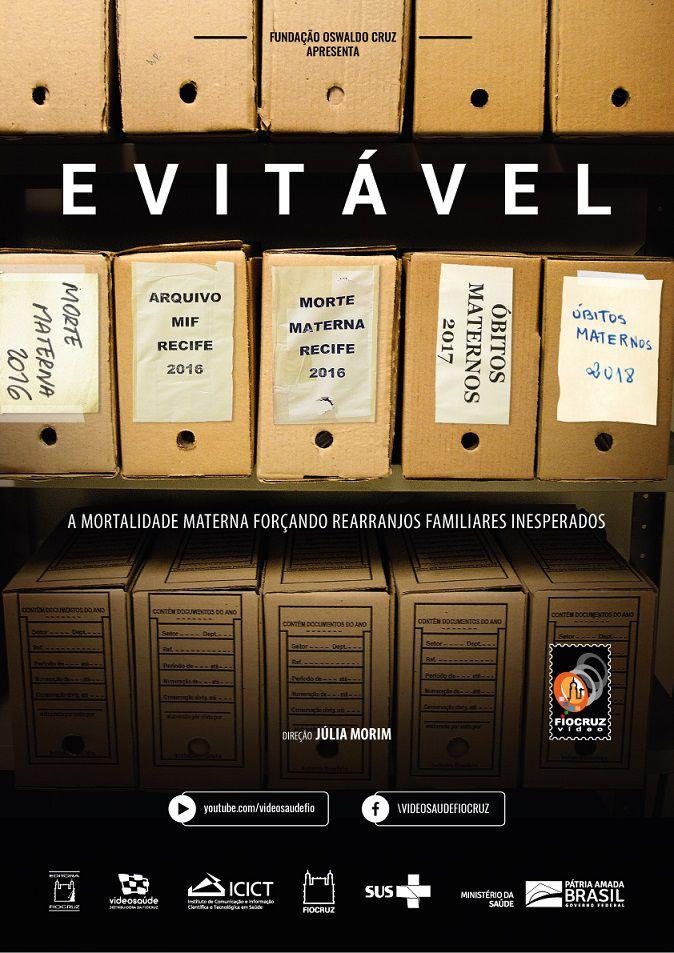#DVD - Evitável  - Livraria Virtual da Editora Fiocruz