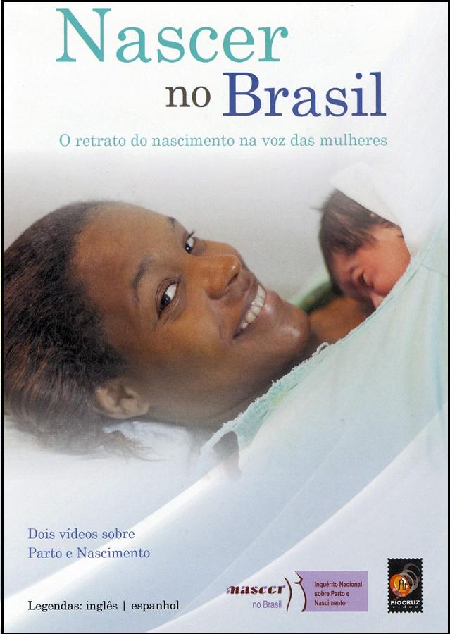 #DVD - Nascer no Brasil  - Livraria Virtual da Editora Fiocruz