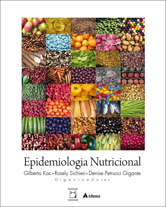Epidemiologia Nutricional  - Livraria Virtual da Editora Fiocruz