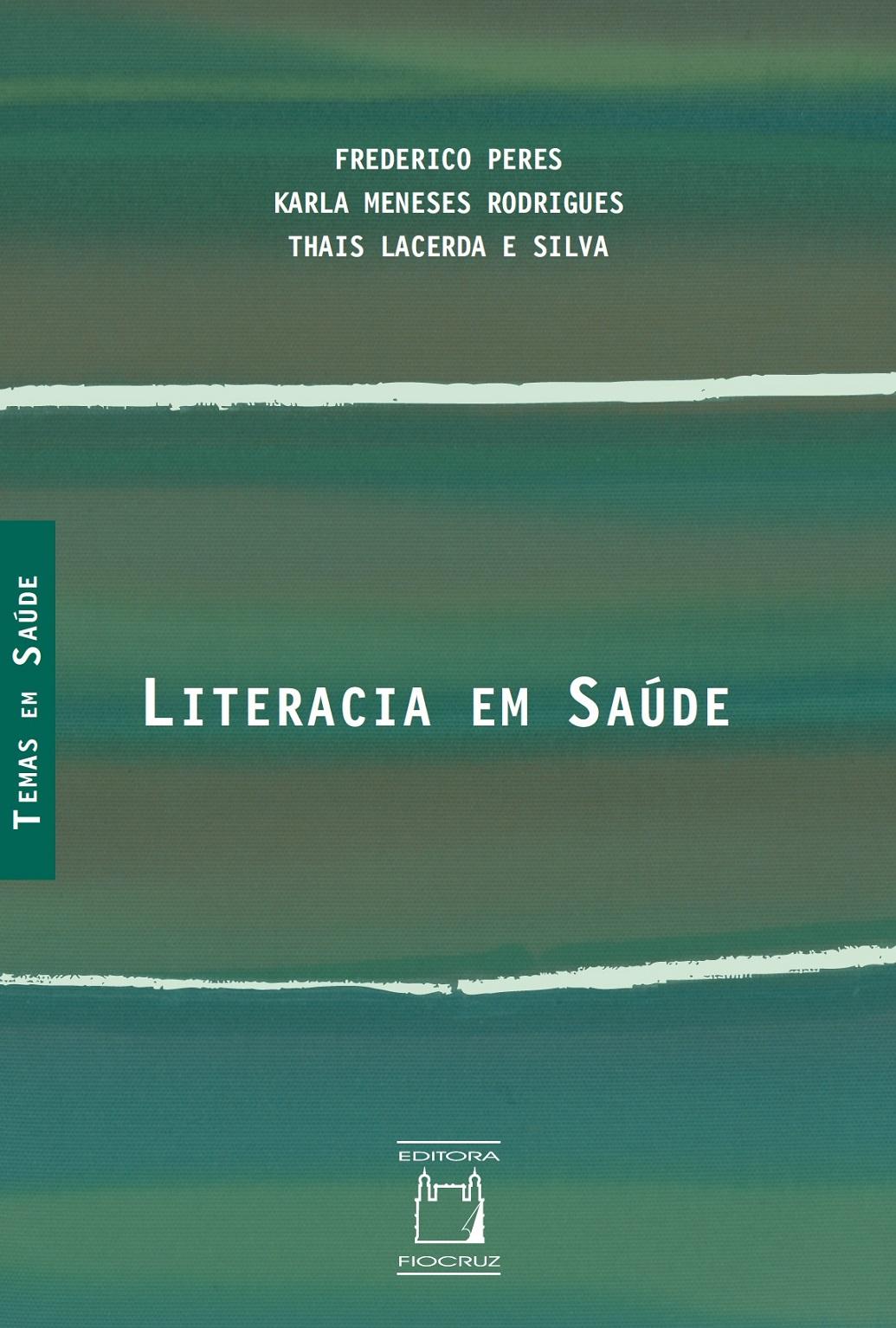Literacia em Saúde  - Livraria Virtual da Editora Fiocruz