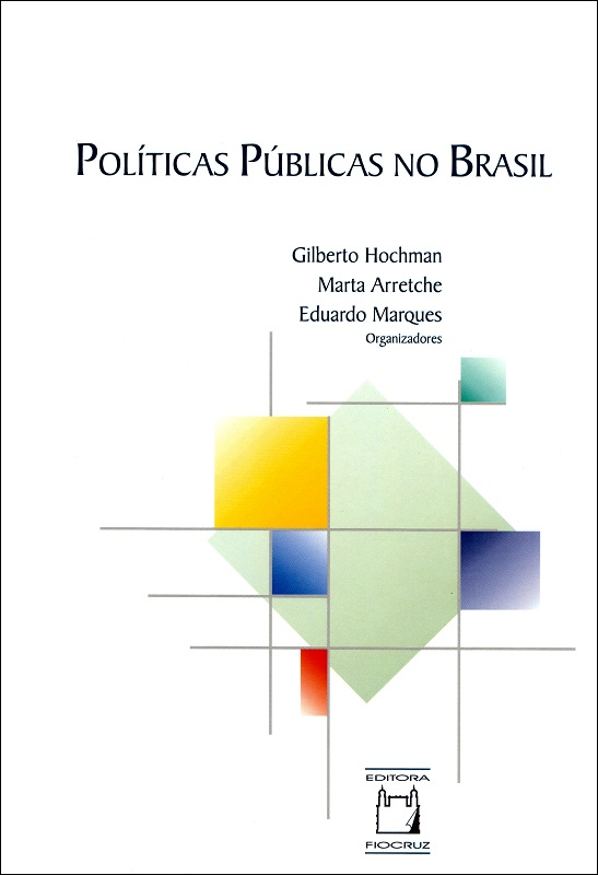 Políticas Públicas no Brasil  - Livraria Virtual da Editora Fiocruz