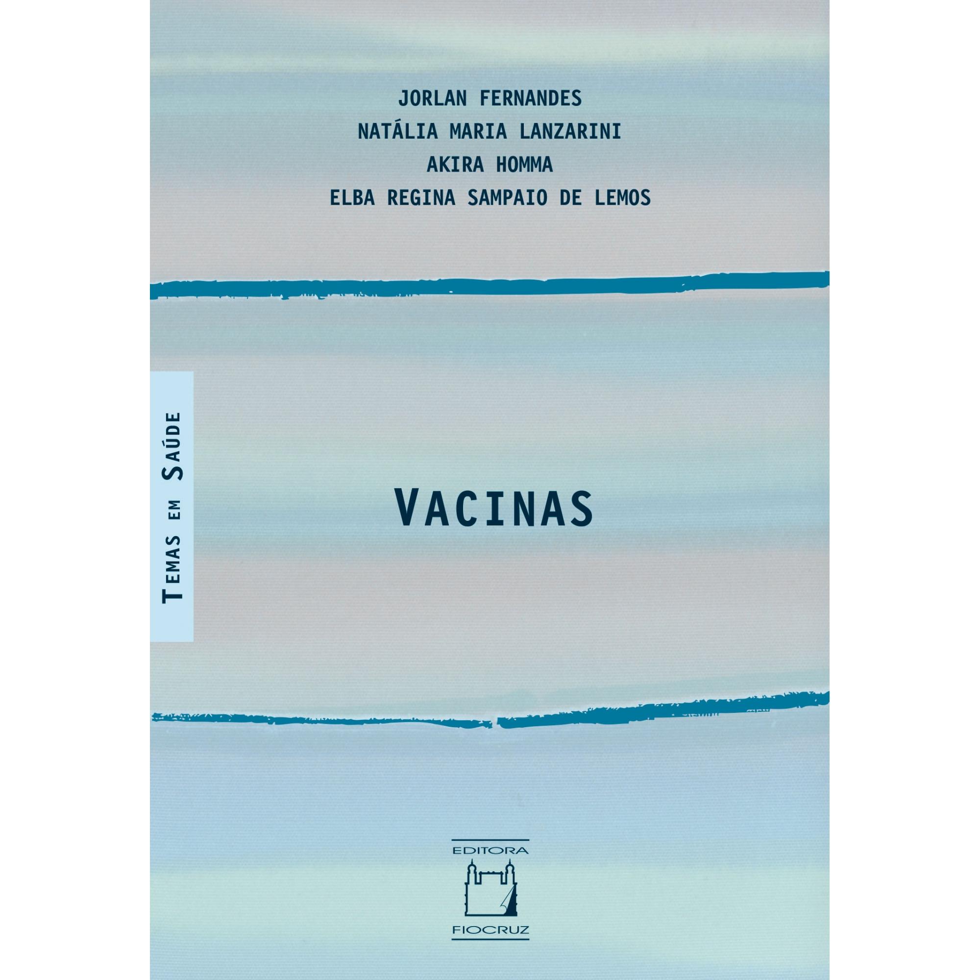 Vacinas  - Livraria Virtual da Editora Fiocruz