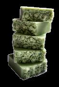 Sabonete barra óleo de abacate floral - 2066