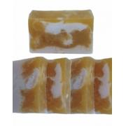 Sabonete de glicerina - manteiga de karité/cítrico - 2188
