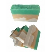 Sabonete óleo de amêndoas herbal - 2140