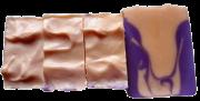 Sabonete barra óleo de semente de uvas & cítricos  - 1187