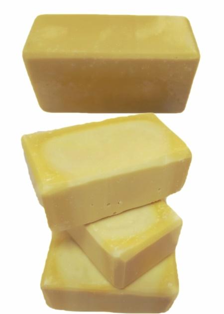 Sabão de castela - sabonete em barra sem perfume 2210  - Barra de Sabão - Aroma Natural