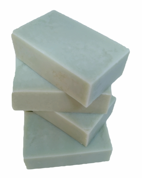 Sabonete de glicerina - manteiga de karitê/cítrico - 2204  - Barra de Sabão - Aroma Natural