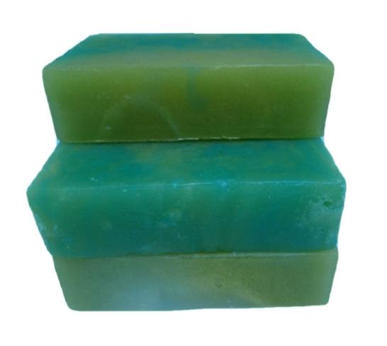Sabonete de glicerina - manteiga de murumuru/cítrico - 2179  - Barra de Sabão - Aroma Natural