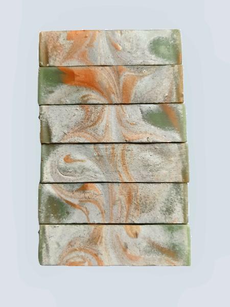 Sabonete óleo de amêndoas & cítricos - 2068  - Barra de Sabão - Aroma Natural