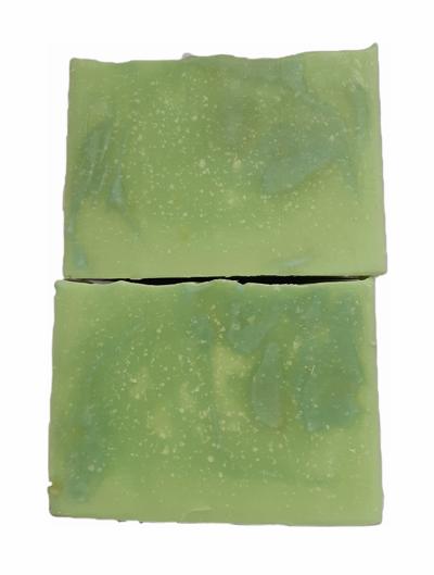 Sabonete óleo de amêndoas herbal - 2067  - Barra de Sabão - Aroma Natural