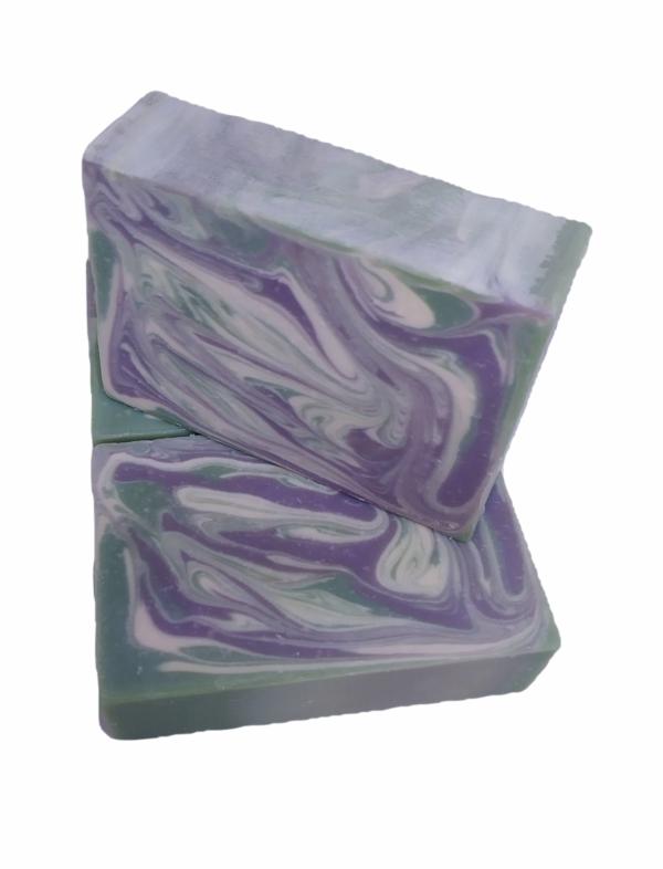Sabonete óleo de amêndoas herbal - 2185  - Barra de Sabão - Aroma Natural