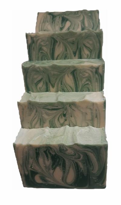 Sabonete óleo de semente de uvas herbal - 2070  - Barra de Sabão - Aroma Natural