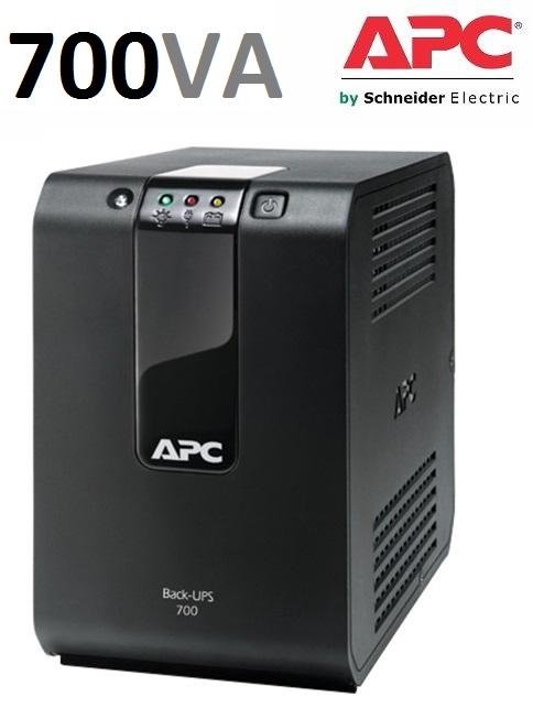 Nobreak Apc Microsol Back-ups 700va 115v/220v BiVolt Bz700Bi-Br  - TNTinfo Loja