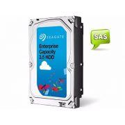 "Hd Servidor Sas 1tb 128mb 6gbps 7200rpm 3,5"" Seagate Enterprise St11000nm008"